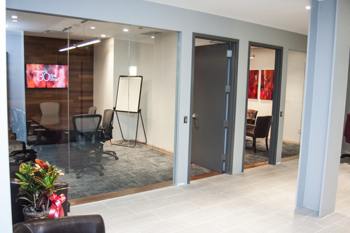 Conference Room and Reception