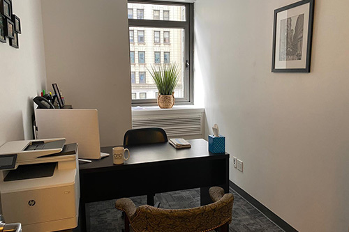 Single Private Office